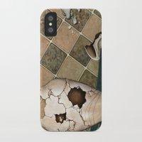 broken iPhone & iPod Cases featuring broken by Andreas Derebucha