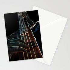 Bass-ics Stationery Cards