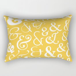 We Are Ampersands Rectangular Pillow