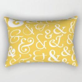 We Are Ampersands Rectangular Pillow