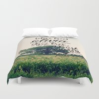 olivia joy Duvet Covers featuring Olivia by KimberosePhotography