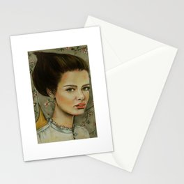 The Opera Singer Stationery Cards