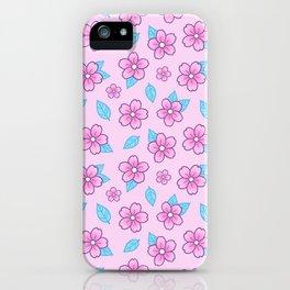 Sakura // Pink iPhone Case