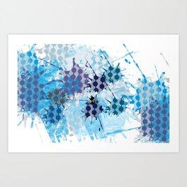 polka_dawtz Art Print