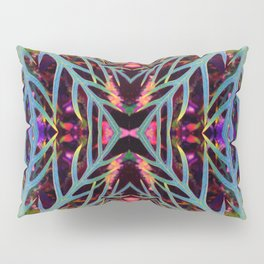 Found Colors Pattern Pillow Sham