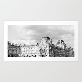 Paris No. 3 Art Print