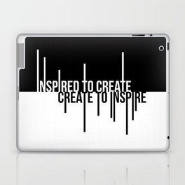 Create to Inspire Laptop & iPad Skin
