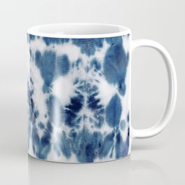 Shibori Not Sorry Coffee Mug