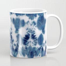 Shibori Not Sorry Coffee Mug