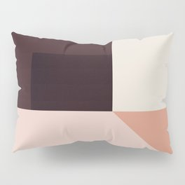 Abstraction_Colorblocks_001 Pillow Sham