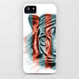 Prisoner Performer iPhone Case