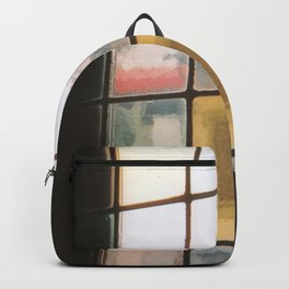 Stain Glass Backpack