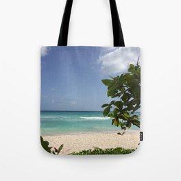 Island Blues Tote Bag