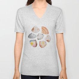 seven seashells Unisex V-Neck