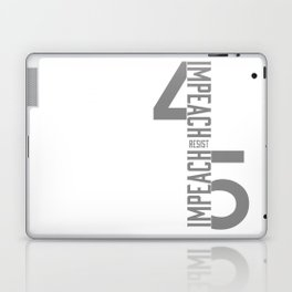 RESIST / IMPEACH 45 Laptop & iPad Skin