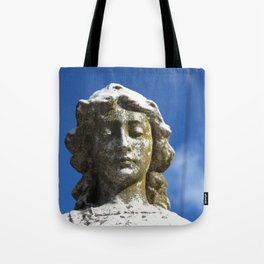 An Angel of Grieving  Tote Bag