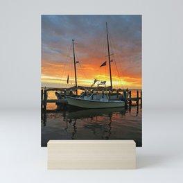 Guide You Home- vertical Mini Art Print