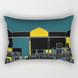 Archetype: Roof Rectangular Pillow