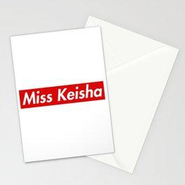 Miss Keisha Vine Stationery Cards