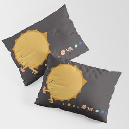 Poo Poo Sun Pillow Sham