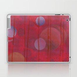 reddish sphere Laptop & iPad Skin