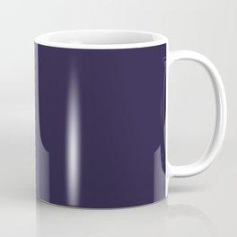 Dark Eclipse Blue Fashion Color Trends Spring Summer 2019 Coffee Mug