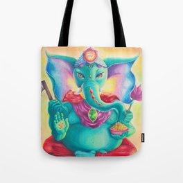 Ganesha AKA Ganesh  Tote Bag