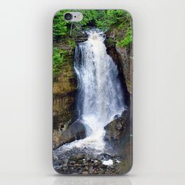 """Miners Falls"" iPhone Skin"