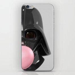 Darth Vader Bubble Gum 02 iPhone Skin