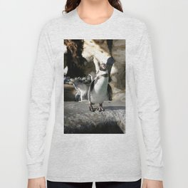 Humboldt Penguin Long Sleeve T-shirt