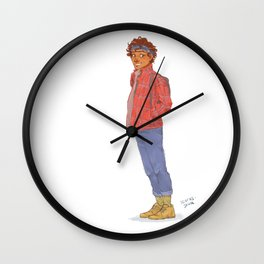 Courf Wall Clock
