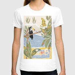 The Jungle Jumbos T-shirt