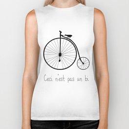Dyke in bike Biker Tank