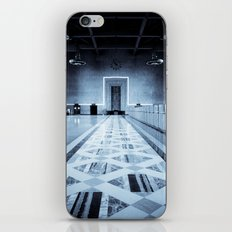 Old Ticketing Hall - Union Station - Los Angeles iPhone & iPod Skin