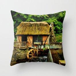 Gomez Mill Throw Pillow