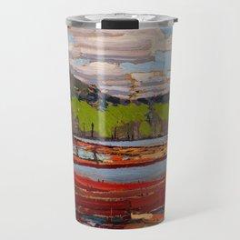 Tom Thomson - Boat Travel Mug