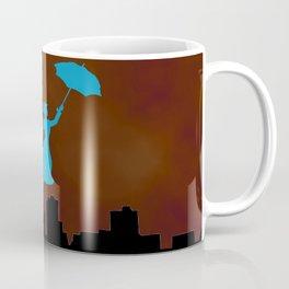 Firey Miss Poppins  Coffee Mug