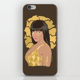 Nicki, What's Good? iPhone Skin