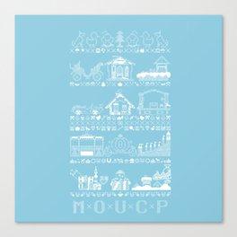 MOUCP Canvas Print