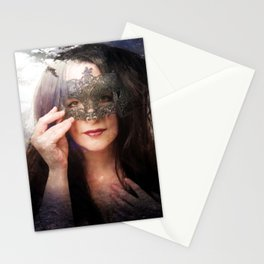 You will never know me Stationery Cards