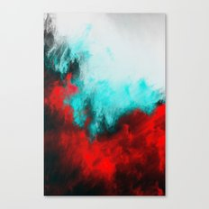Painted Clouds III.1 Canvas Print