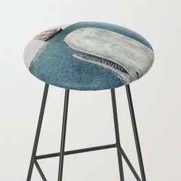 The Whale - vintage Bar Stool