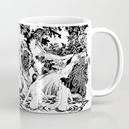 Bathing Naiads (Water Nymphs) Coffee Mug