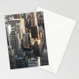 NYC 12 Stationery Cards