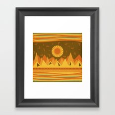 Textures/Abstract 116 Framed Art Print