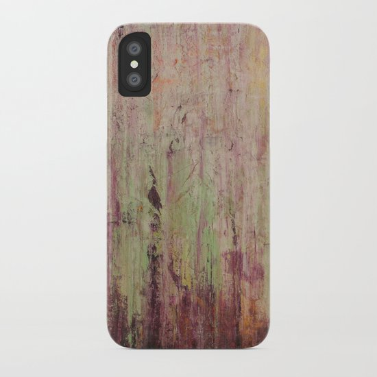 Green Box Car iPhone Case