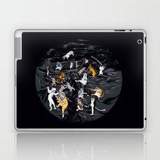 Meowlin Temple Laptop & iPad Skin