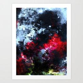 β Centauri II Art Print