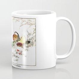 Numata Kashu Mandarin Duck and Pearl Barley Coffee Mug