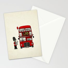 Lost in London Stationery Cards